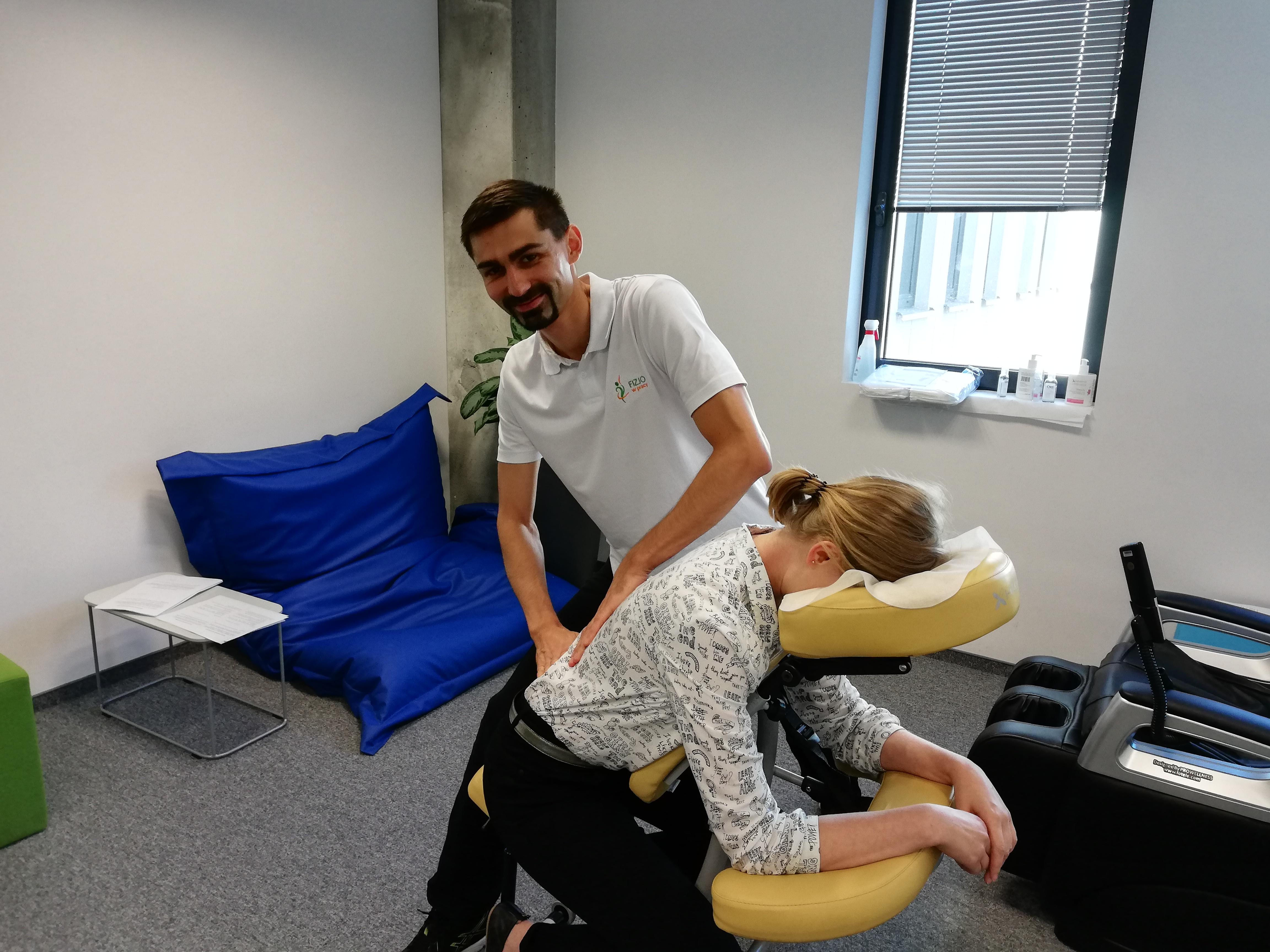 O-I Business Service masaż